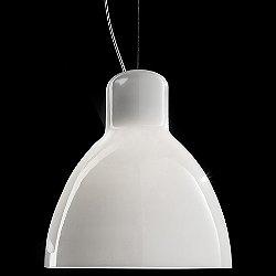 JJ Glass S 20 Mini Pendant (Glossy White) - OPEN BOX RETURN