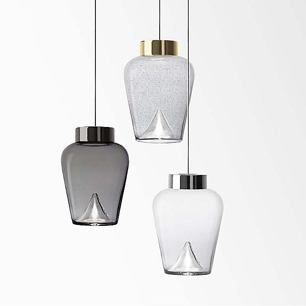 Aella Thin LED Mini Pendant Light