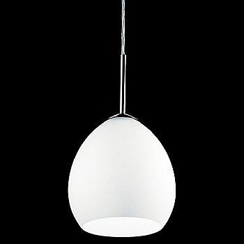 Satin White Glass