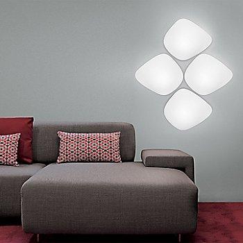 White / in use / illuminated