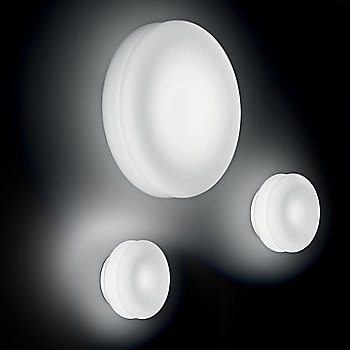 Wimpy PP16 Ceiling Wall Light With Wimpy PP32 Ceiling Wall Light