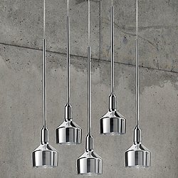 Beamer 11S R5 Multi-Light Pendant Light