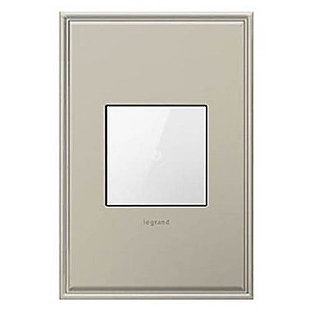 Shown in White (faceplate sold separately)