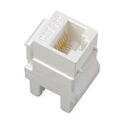adorne Cat 5e RJ45 Data / Phone Insert