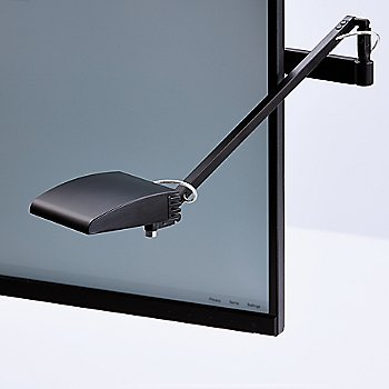 Black finish/ Monitor Mount Option