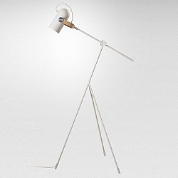 Carronade Adjustable Floor Lamp