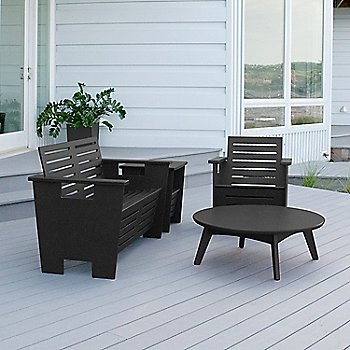 Lifestyle, shown with GO Lounge Chair