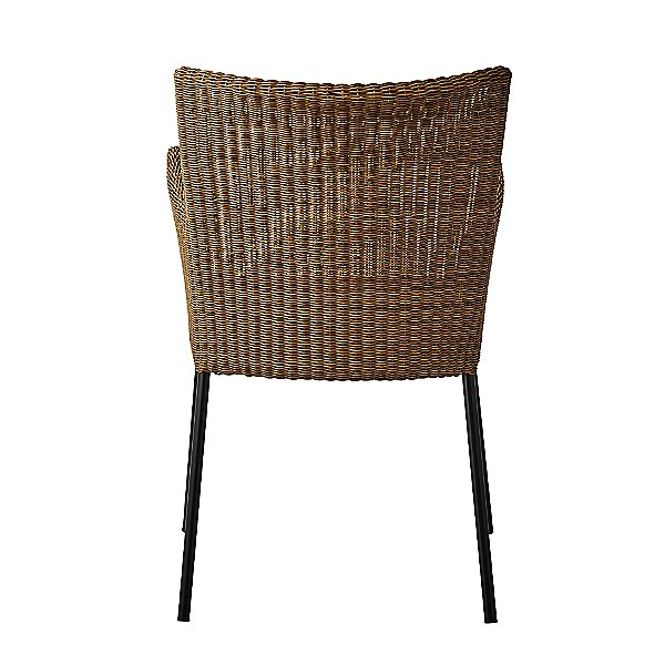Mascon Outdoor Armchair Set of 2, Natural