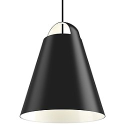 Above Pendant Light