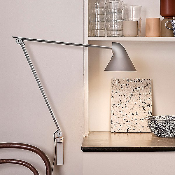 NJP LED Swing Arm Wall Sconce