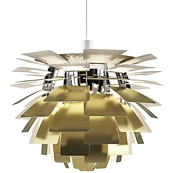 PH Artichoke 60th Limited Edition in Brushed Brass