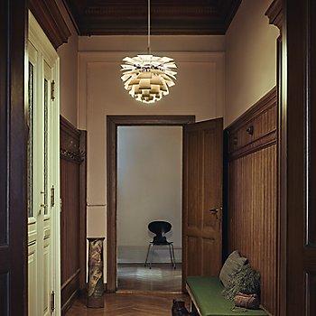In use in foyer