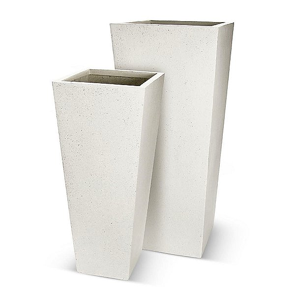 Betona Classic Tapered Fiberstone Pot
