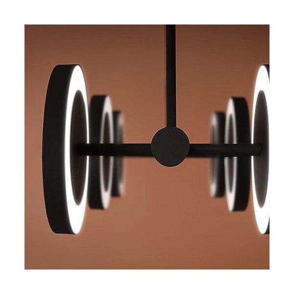 Le Royer LED Large Chandelier