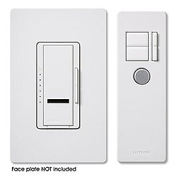 Maestro IR - Incandescent- Multi-Location - Preset Smart Dimmer with IR Receiver and IR Transmitter