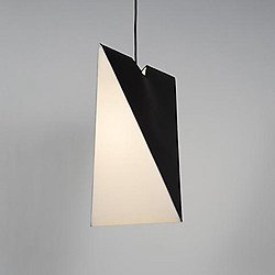 Chevron Pendant Light (Small) - OPEN BOX RETURN