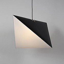 Chevron Pendant Light (Large) - OPEN BOX RETURN