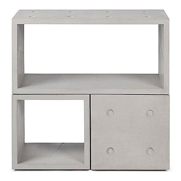 Dice Combo 2M+1L Shelf