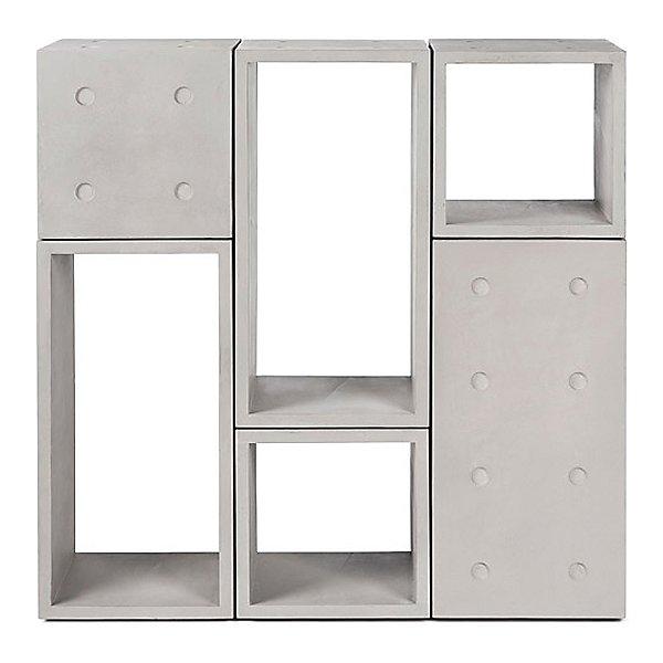 Dice Combo 3M+3L Shelf