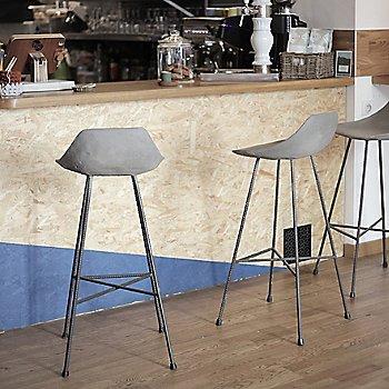 Hauteville Bar Chair / In use