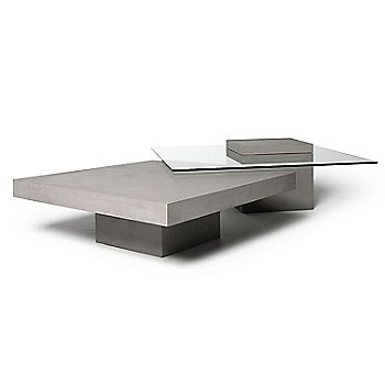 Shown in use with the Zest Coffee Table T (sold separately)