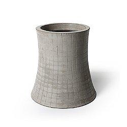 Nuclear Plant Vase