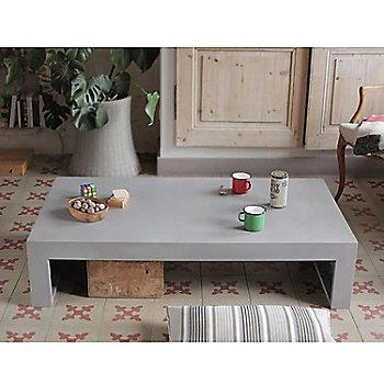 Dawn Coffee Table, Rectangular / In use