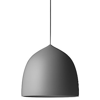 Medium size / Matte Light Grey finish