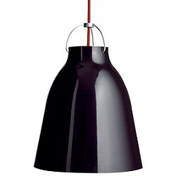 Caravaggio Pendant Light (Gloss Black/Extra Large) - OPEN BOX RETURN