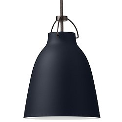 Caravaggio Pendant Light (Dark Ultramarine/Small) - OPEN BOX