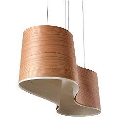 New Wave Suspension Light