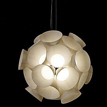 Ivory White shade / illuminated