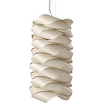 Ivory White finish / Medium size