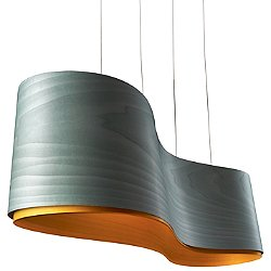 New Wave Linear Suspension Light