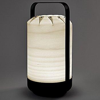 Ivory White shade, illuminated
