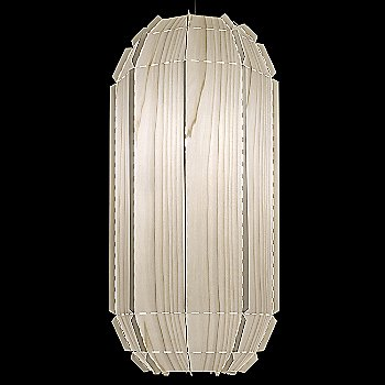 Ivory White, illuminated