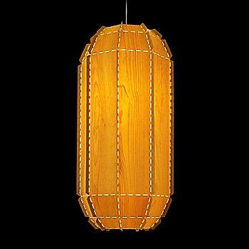 Yellow, illuminated