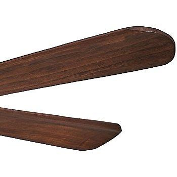 Dark Walnut blades / Detail shot