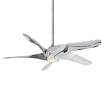 Artemis Liquid Nickel XL5 LED Ceiling Fan