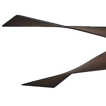 Oil Rubbed Bronze with Tobacco blades finish / Detail view