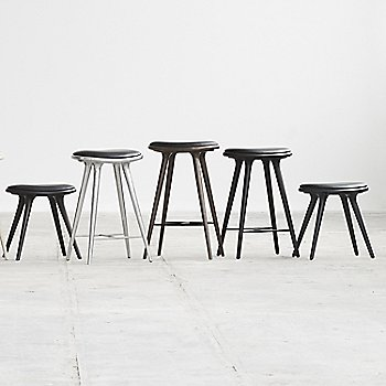 Pictured with the Space Stool High and Space Stool Low (sold separately)