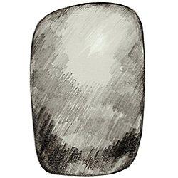 Scribble Grey Rug
