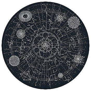 Celestial Carpet