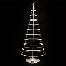 Tulip Stand by Modern Christmas Tree - OPEN BOX RETURN