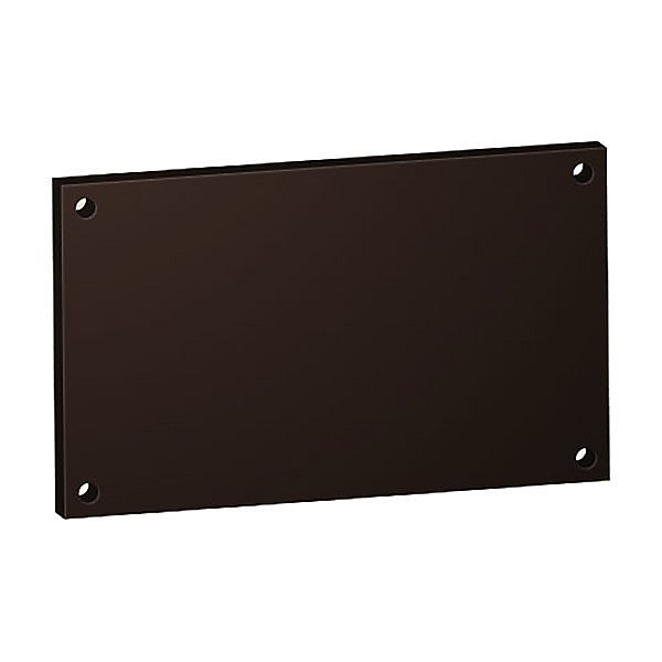 Luna Numbers & Letters Mounting Plate