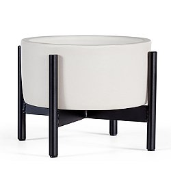 Case Study Desk Top Cylinder with Metal Stand