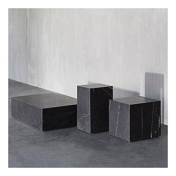 Plinth Cubic Side Table