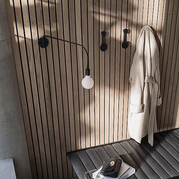 Afteroom 2-Hook Coat Hanger