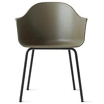 Green Polypropylene / Black Steel finish