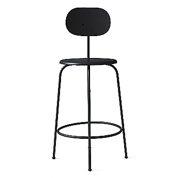 Black Back with Black Painted Seat finish / Counter size